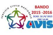 Servizio Civile Nazionale: PUBBLICATO IL BANDO  2015